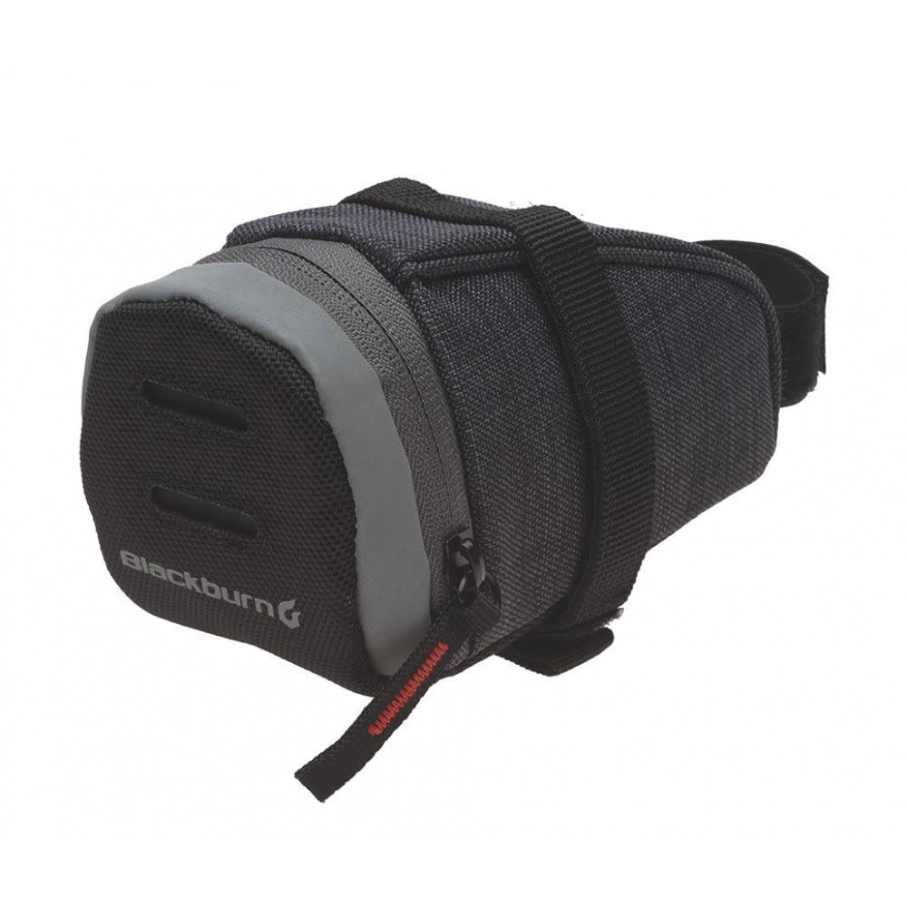 BLACKBURN Central Small Seat Bike Bag - CHARCOAL