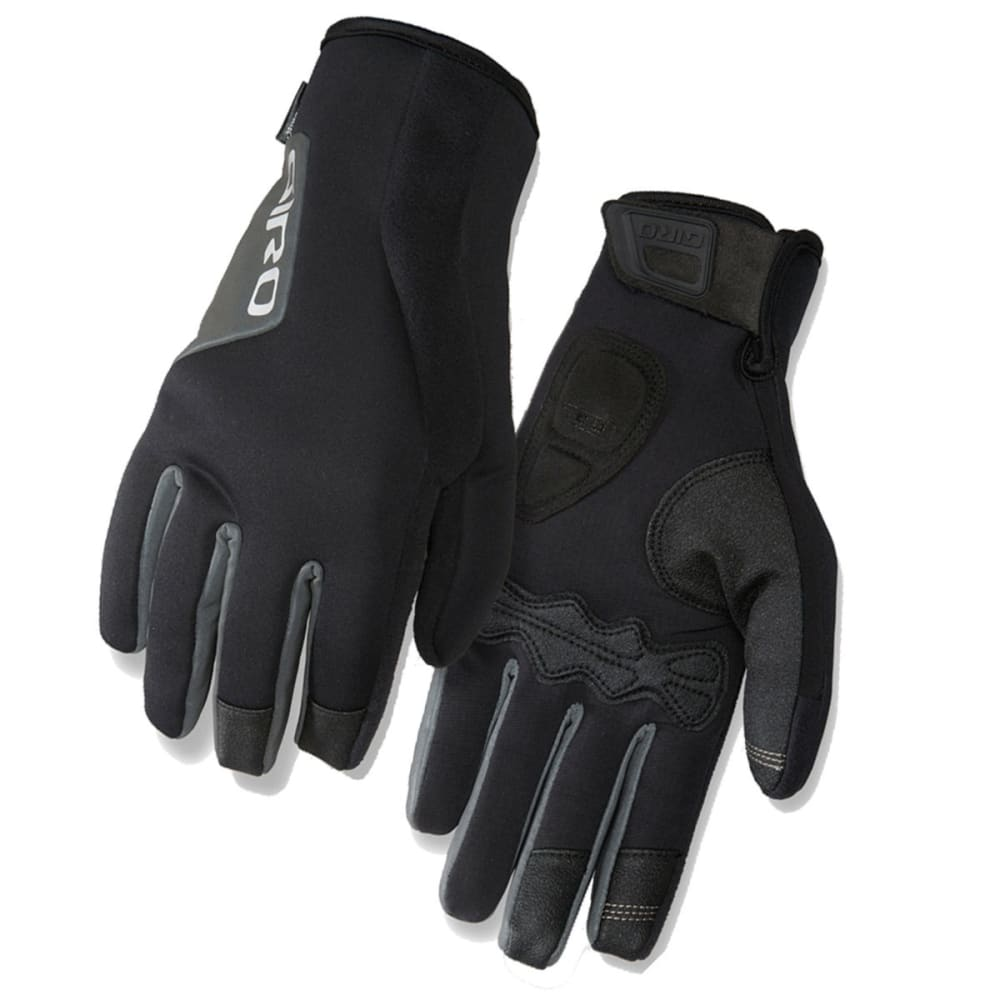 GIRO Men's Ambient 2.0 Cycling Gloves - BLACK