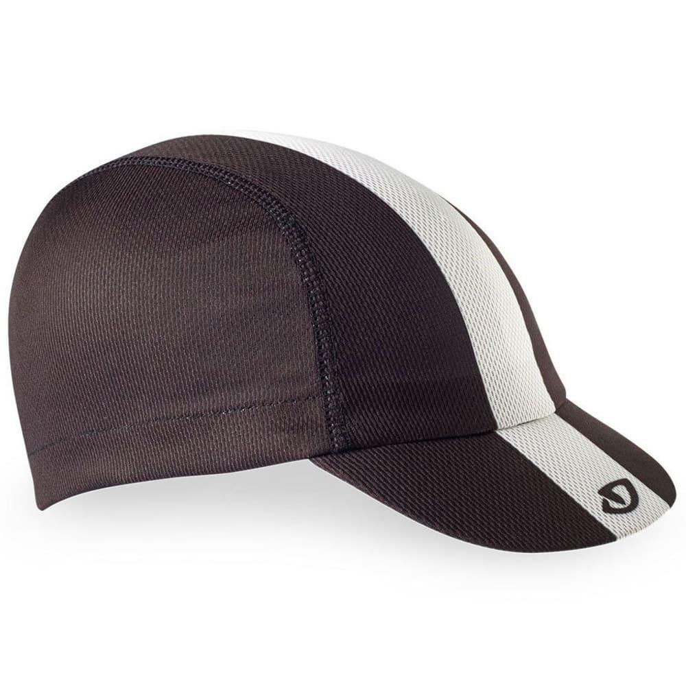 GIRO Peloton Cap - BLACK/WHT/GRY