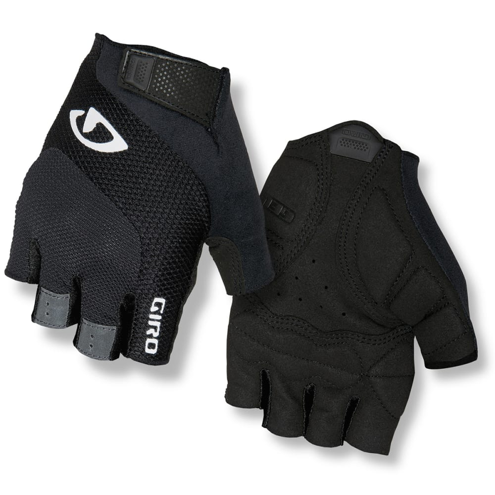 GIRO Women's Tessa Gel Cycling Gloves - BLACK