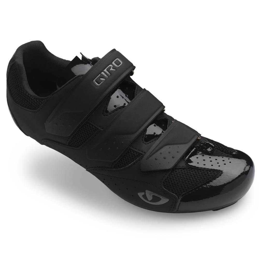 GIRO Unisex Techne Cycling Shoes - BLACK