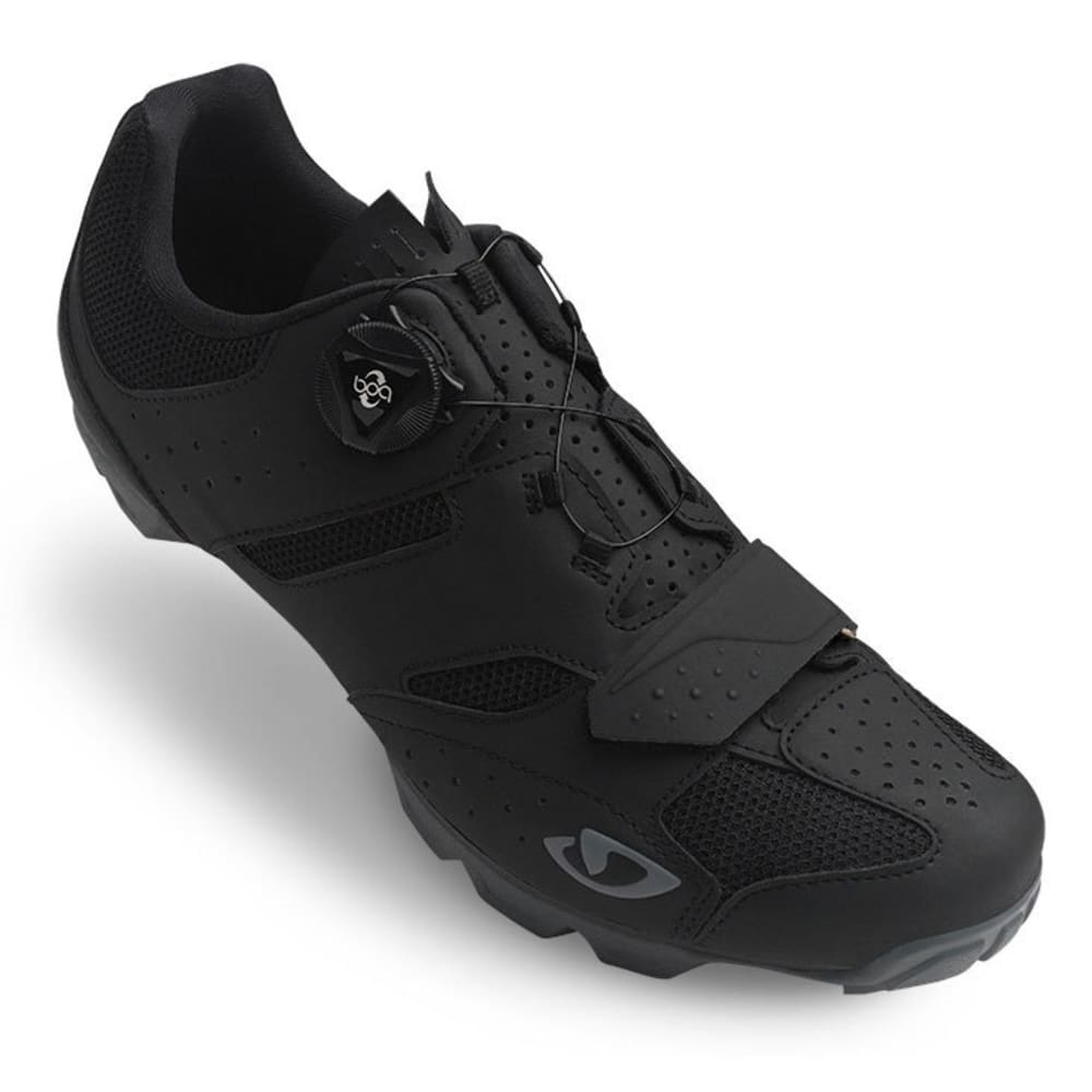 GIRO Men's Cylinder Shoe - BLACK