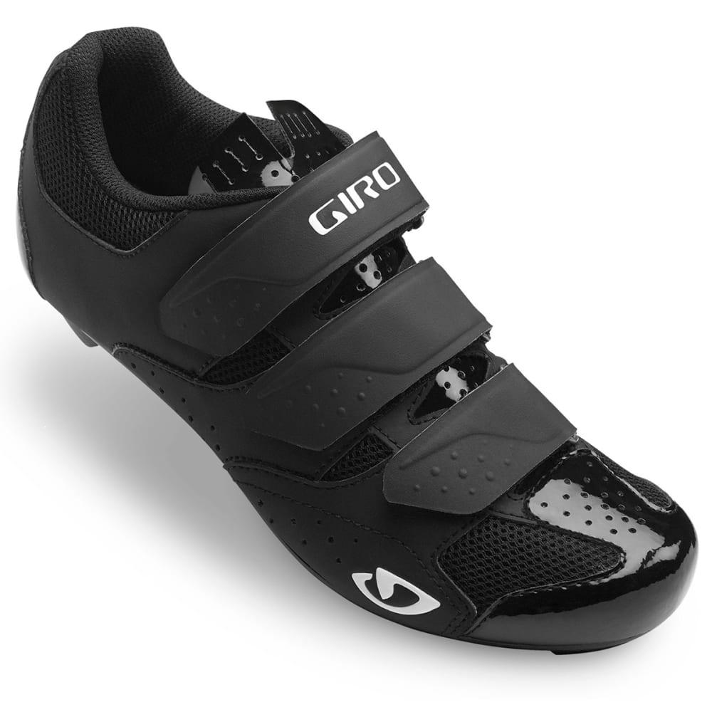 GIRO Women's Techne Cycling Shoes - BLACK