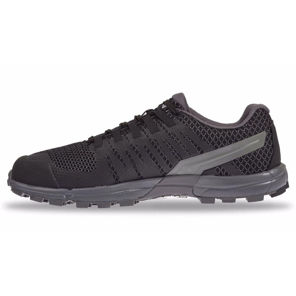 INOV-8 Men's Roclite 290 Trail Running Shoes - BLACK/GREY