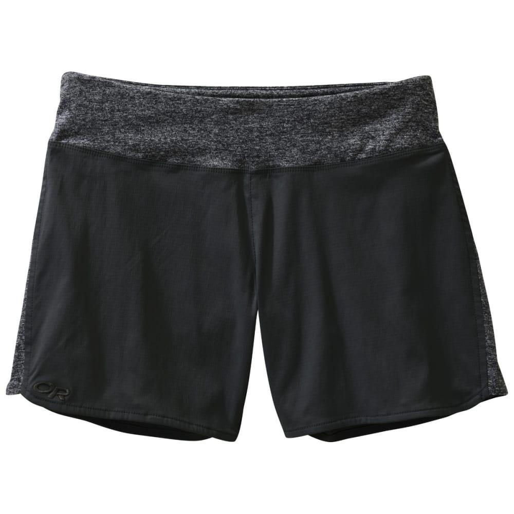 OUTDOOR RESEARCH Women's Zendo Shorts - BLACK