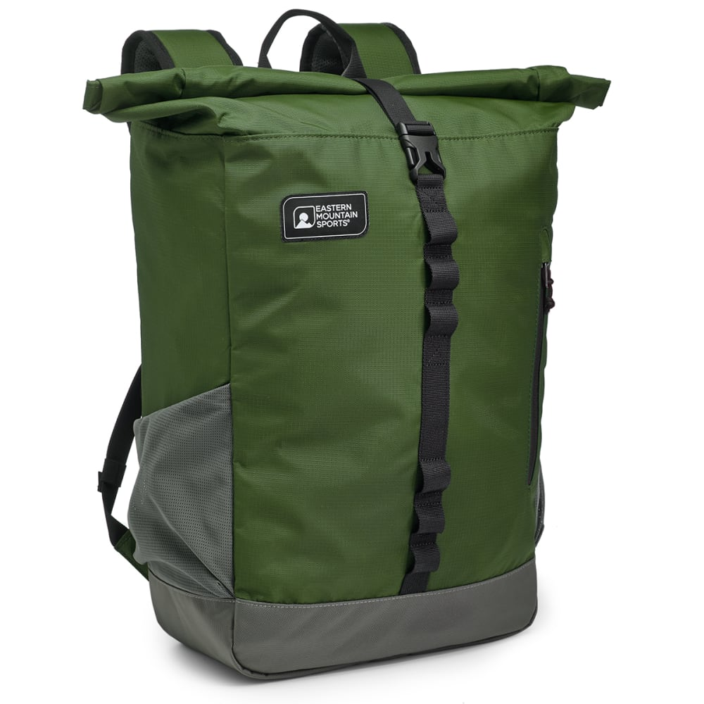 EMS Rockland Roll-Top Pack - RIFLE GREEN