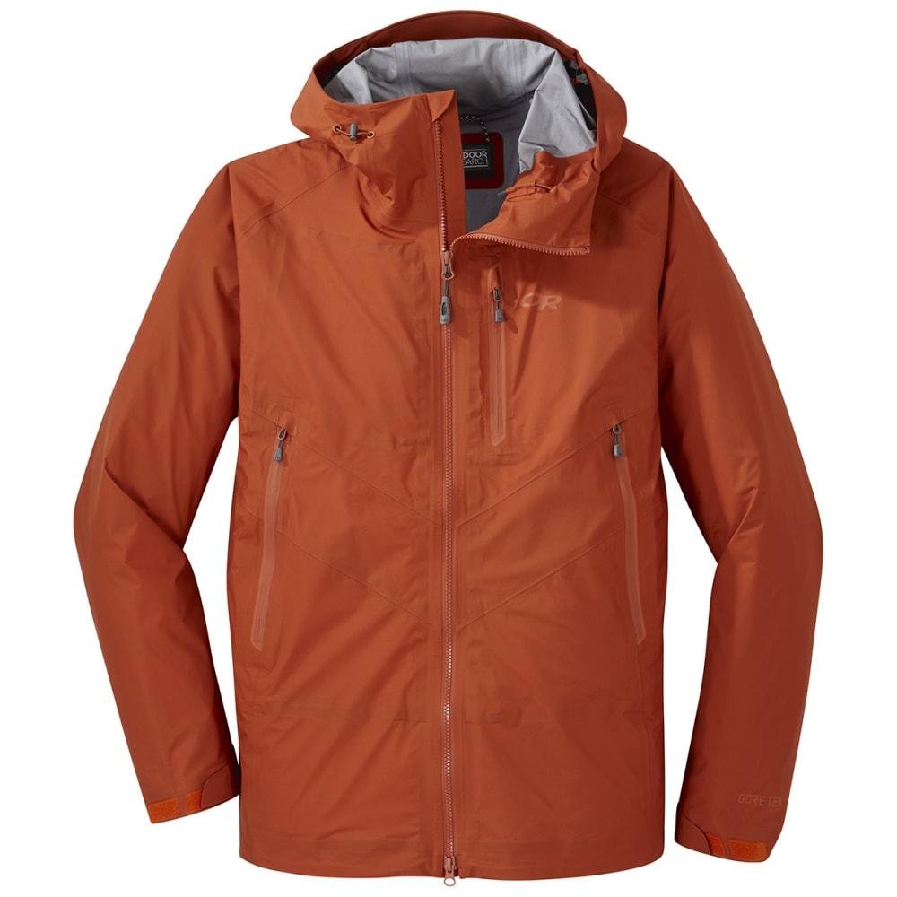 OUTDOOR RESEARCH Men's Optimizer Jacket - 0551BURNT ORANGE
