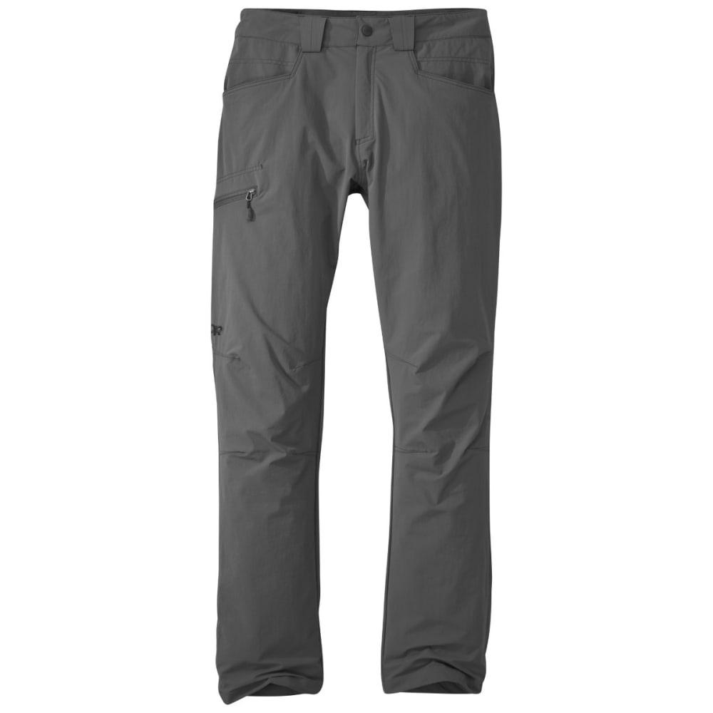 OUTDOOR RESEARCH Men's Voodoo Pants - 0890 CHARCOAL