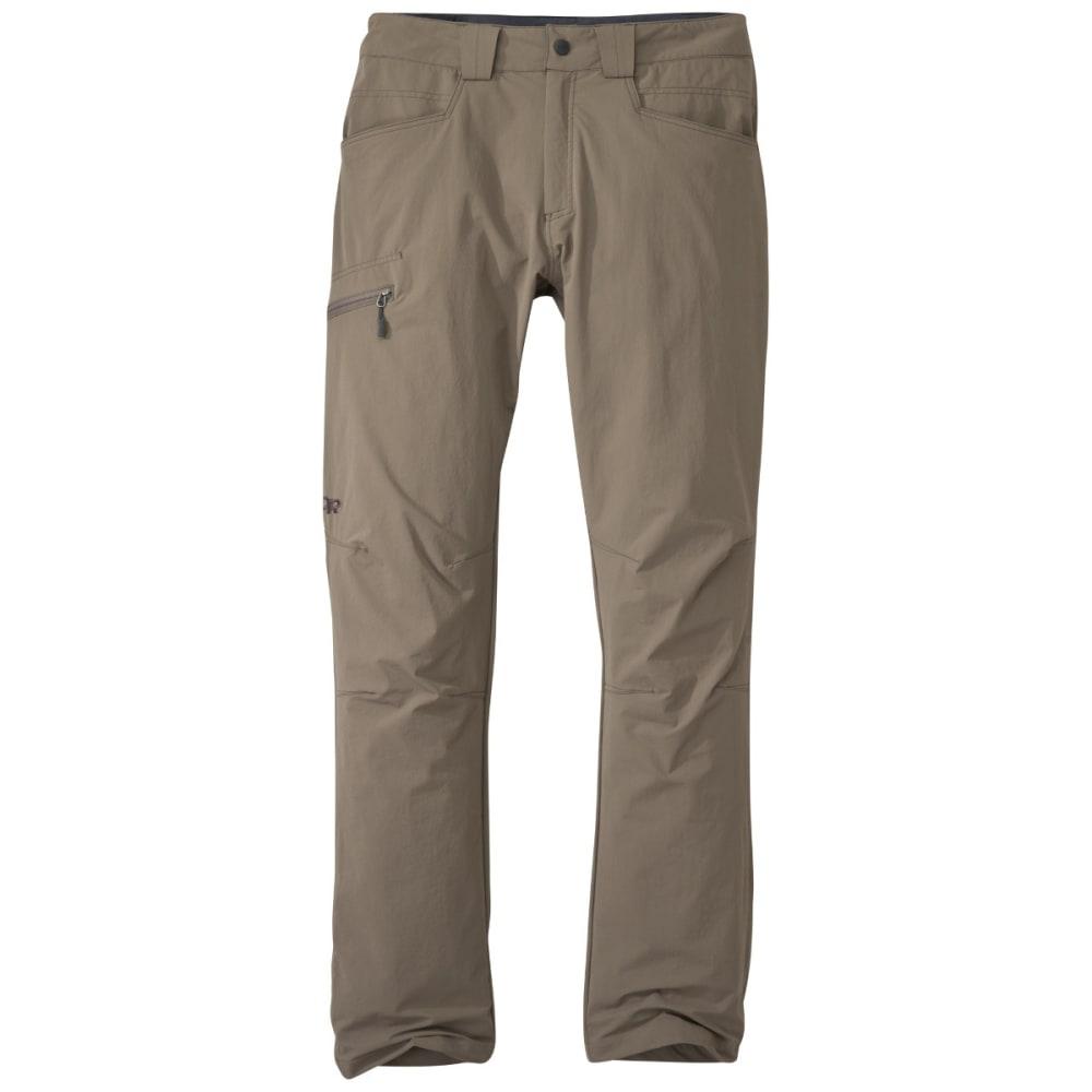 OUTDOOR RESEARCH Men's Voodoo Pants - 0824 WALNUT