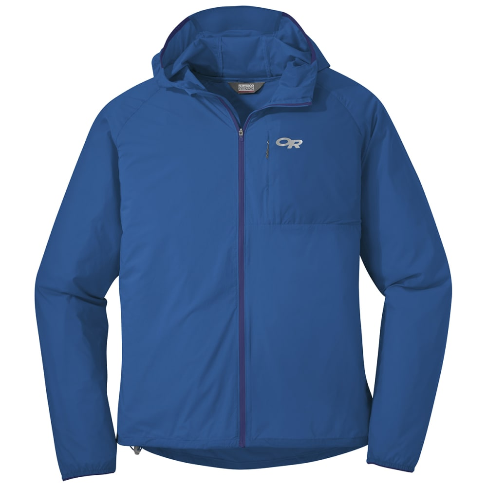 OUTDOOR RESEARCH Men's Tantrum Ii Hooded Jacket - 0270 COBALT