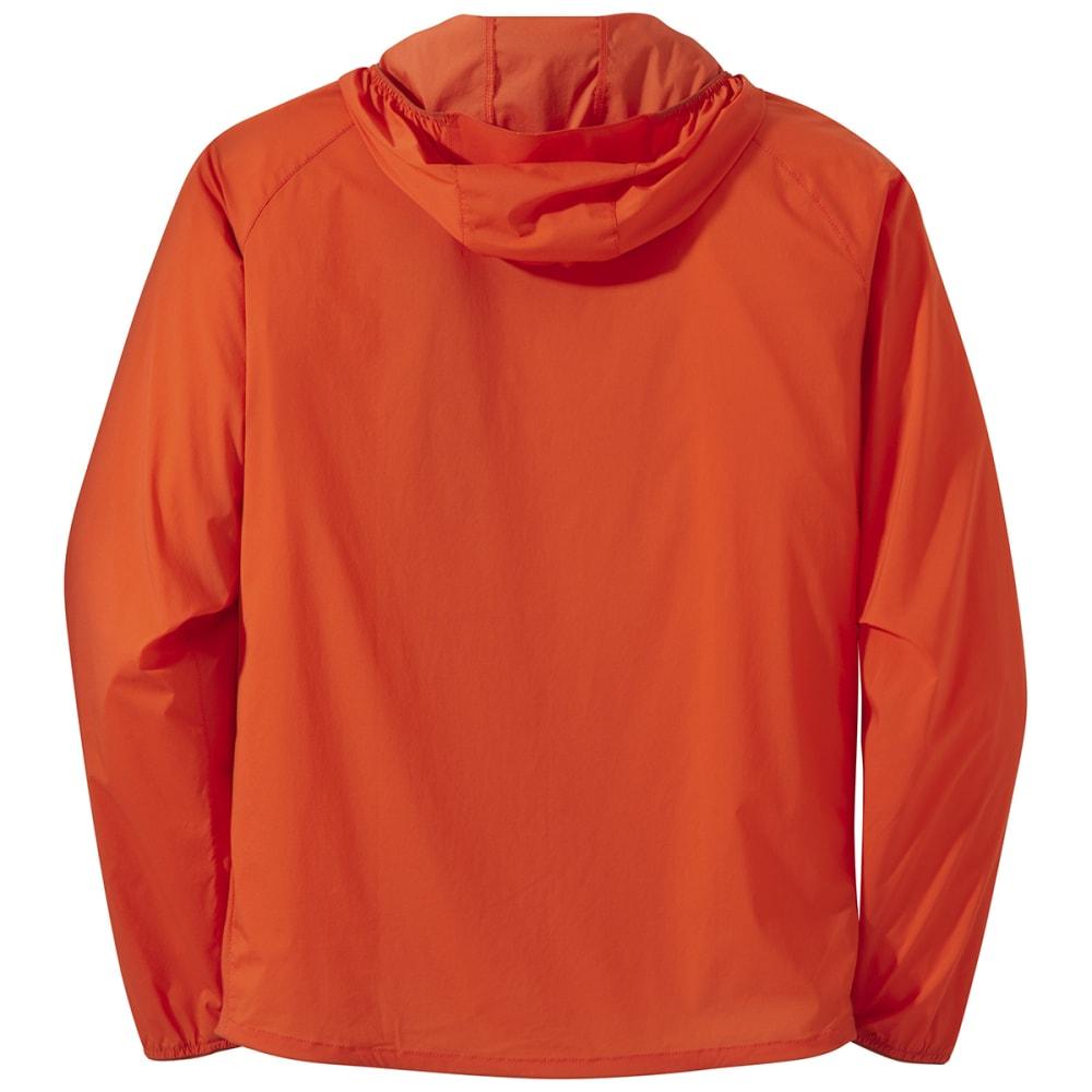 OUTDOOR RESEARCH Men's Tantrum Ii Hooded Jacket - 0864 PAPRIKA