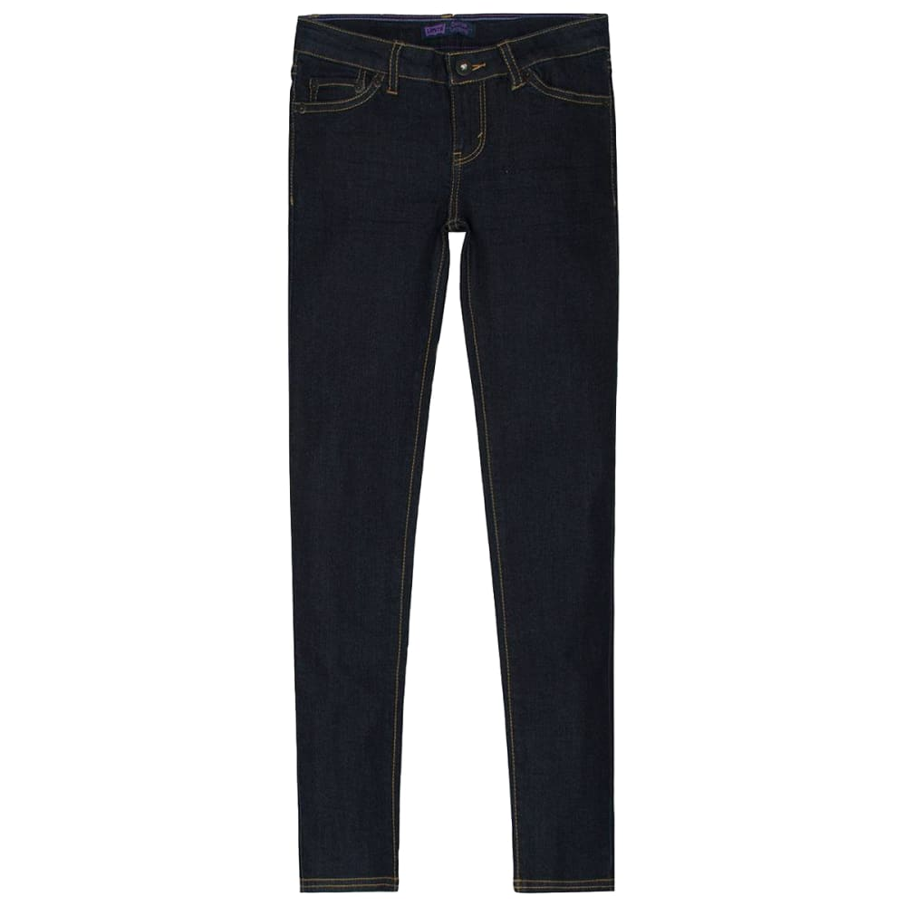 LEVI'S Big Girls' 710 Super-Skinny Jeans - NIGHT OUT-831