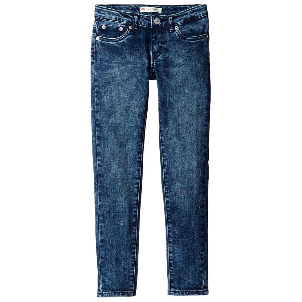 LEVI'S Big Girls' 710 Super-Skinny Jeans 8