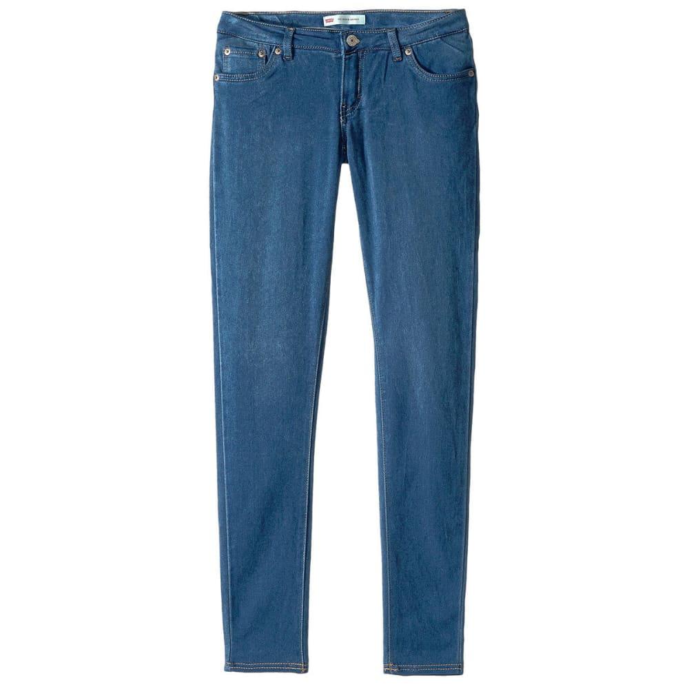 LEVI'S Big Girls' 710 Everyday Super-Skinny Jeans 8
