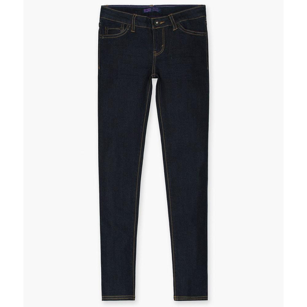 LEVI'S Big Girls' 710 Super-Skinny Plus Jeans 12