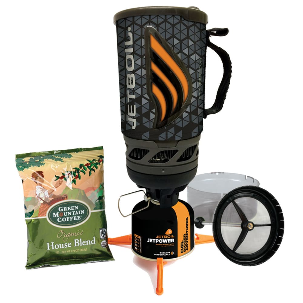 JETBOIL Flash Stove Java Kit - GEO PRINT