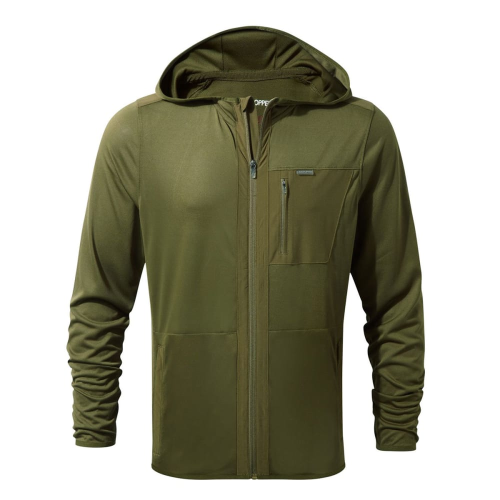 CRAGHOPPERS Men's NosiLife Elgin Hooded Jacket S