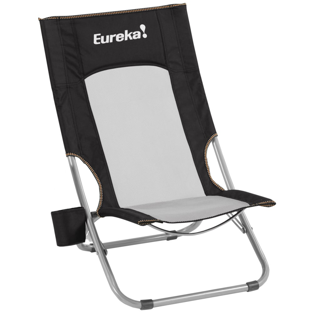 EUREKA Campelona Camp Chair - BLACK