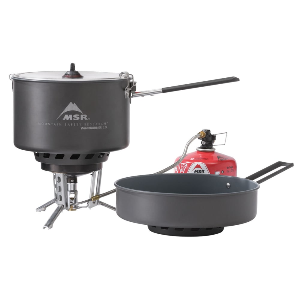 MSR WindBurner Stove System Combo - NO COLOR