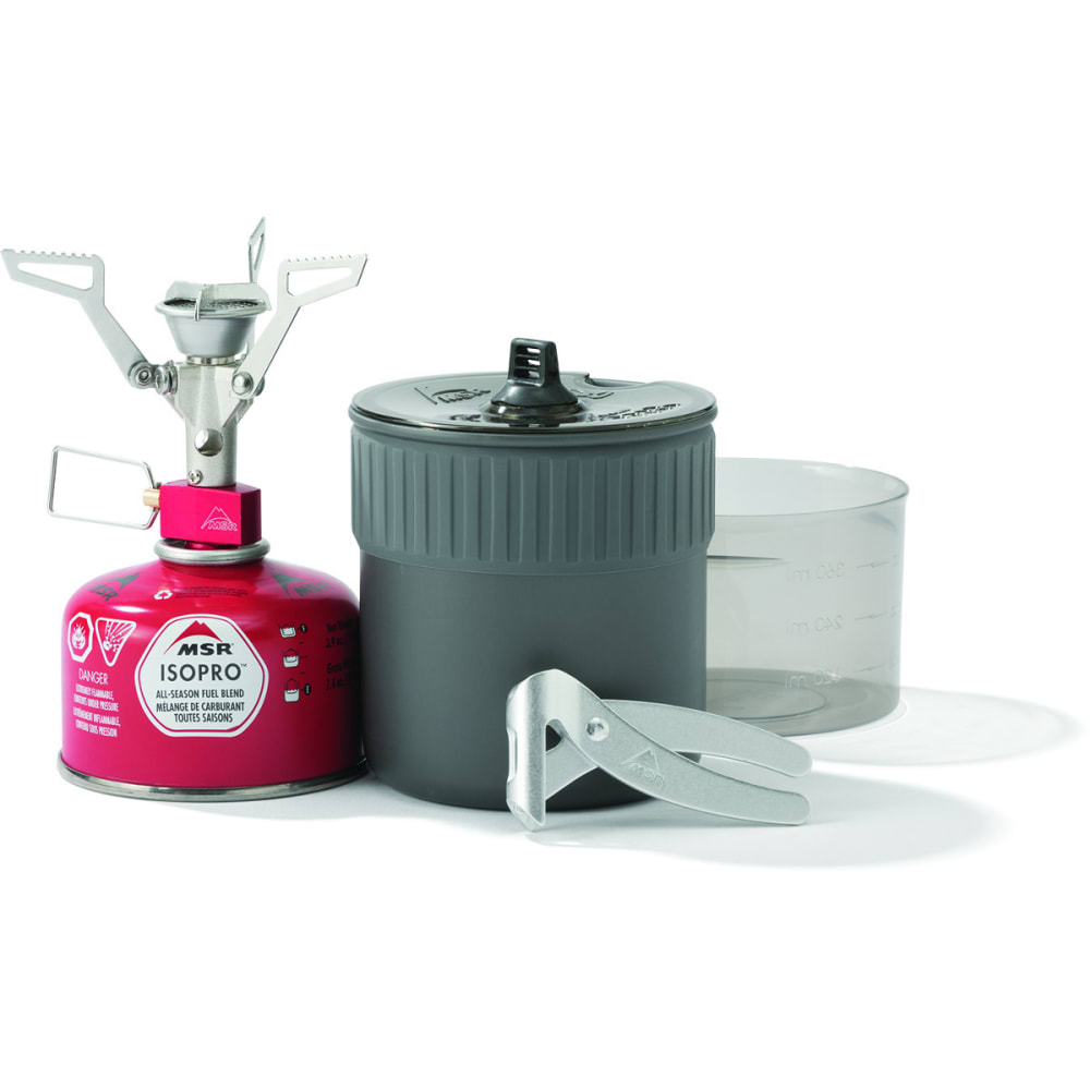 MSR PocketRocket 2 Mini Stove Kit - NO COLOR