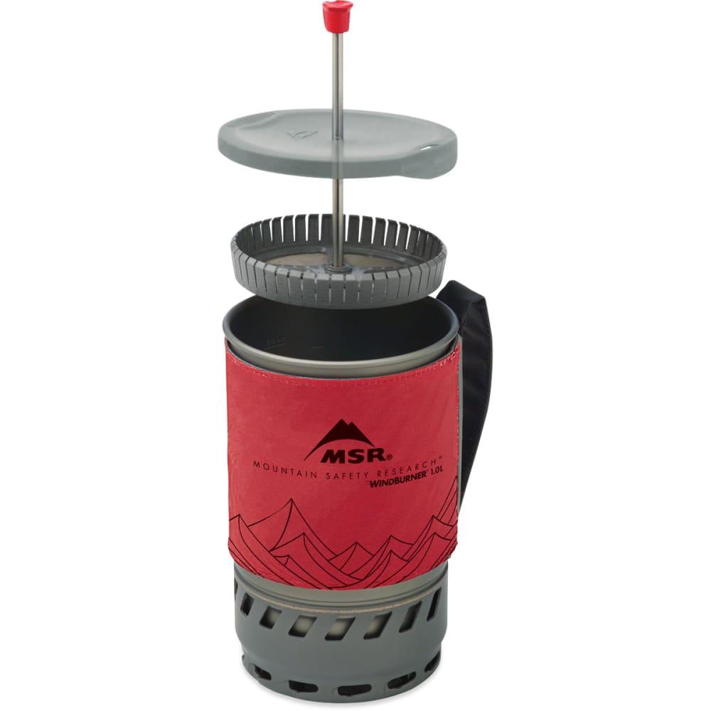 MSR WindBurner Coffee Press Kit - NO COLOR
