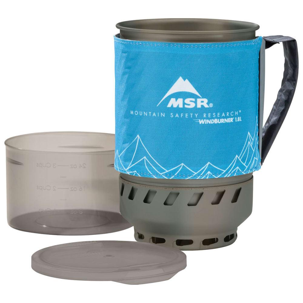 MSR 1.8L WindBurner Duo Accessory Pot - BLUE