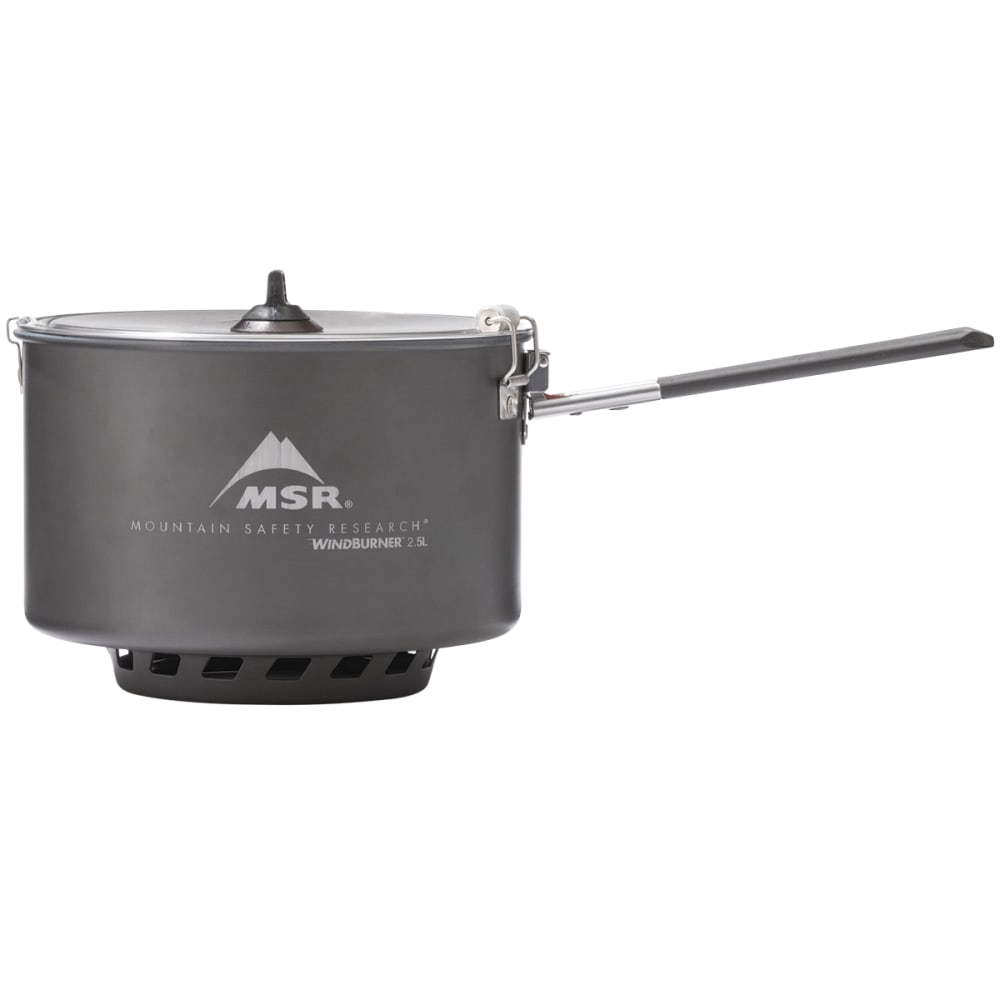 MSR 2.5L WindBurner Sauce Pot - NO COLOR