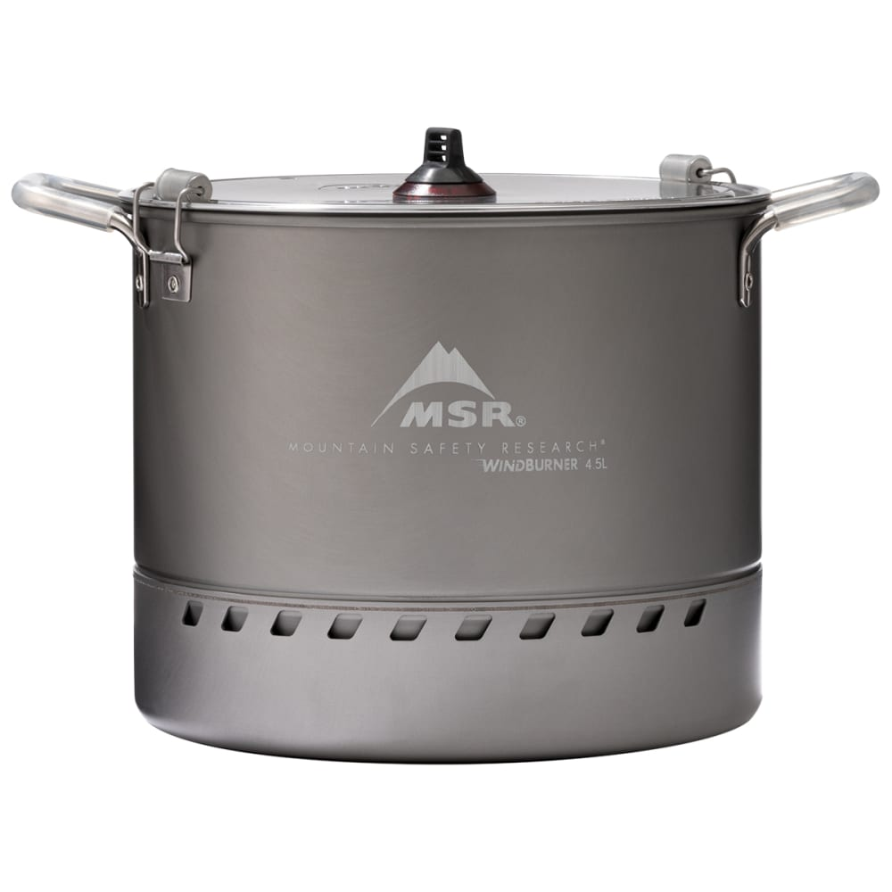 MSR 4.5L WindBurner Stock Pot - NO COLOR