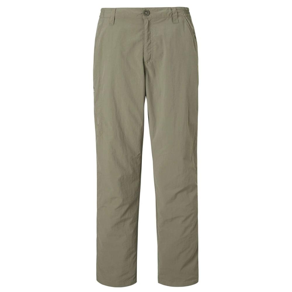 CRAGHOPPERS Men's NosiLife Pants - PEBBLE-62A