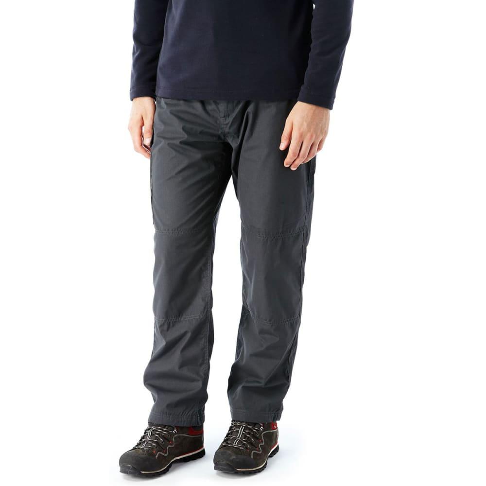 CRAGHOPPERS Men's Bite-Proof NosiDefence Kiwi Pants - BLACK PEPPER-7J8