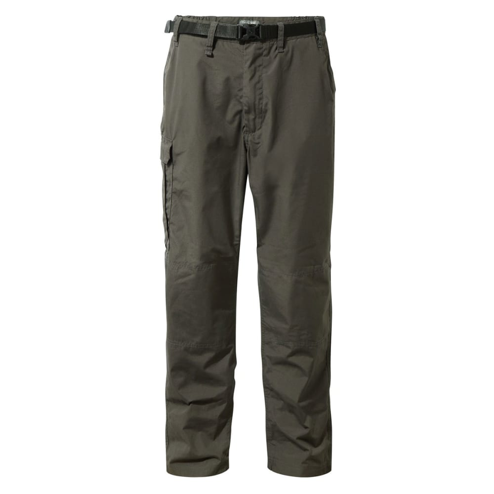 CRAGHOPPERS Men's Bite-Proof NosiDefence Kiwi Pants - BARK-4A2