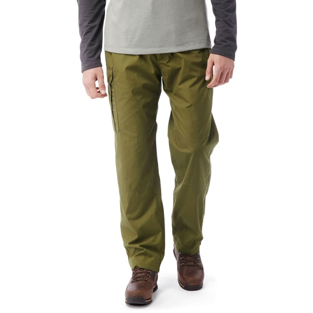 CRAGHOPPERS Men's Bite-Proof NosiDefence Kiwi Pants - DARK MOSS-7PF