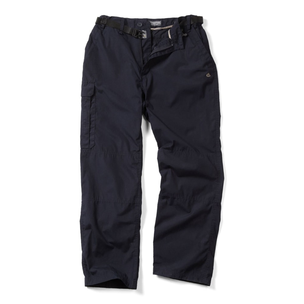 CRAGHOPPERS Men's Bite-Proof NosiDefence Kiwi Pants - DARK NAVY-3G3