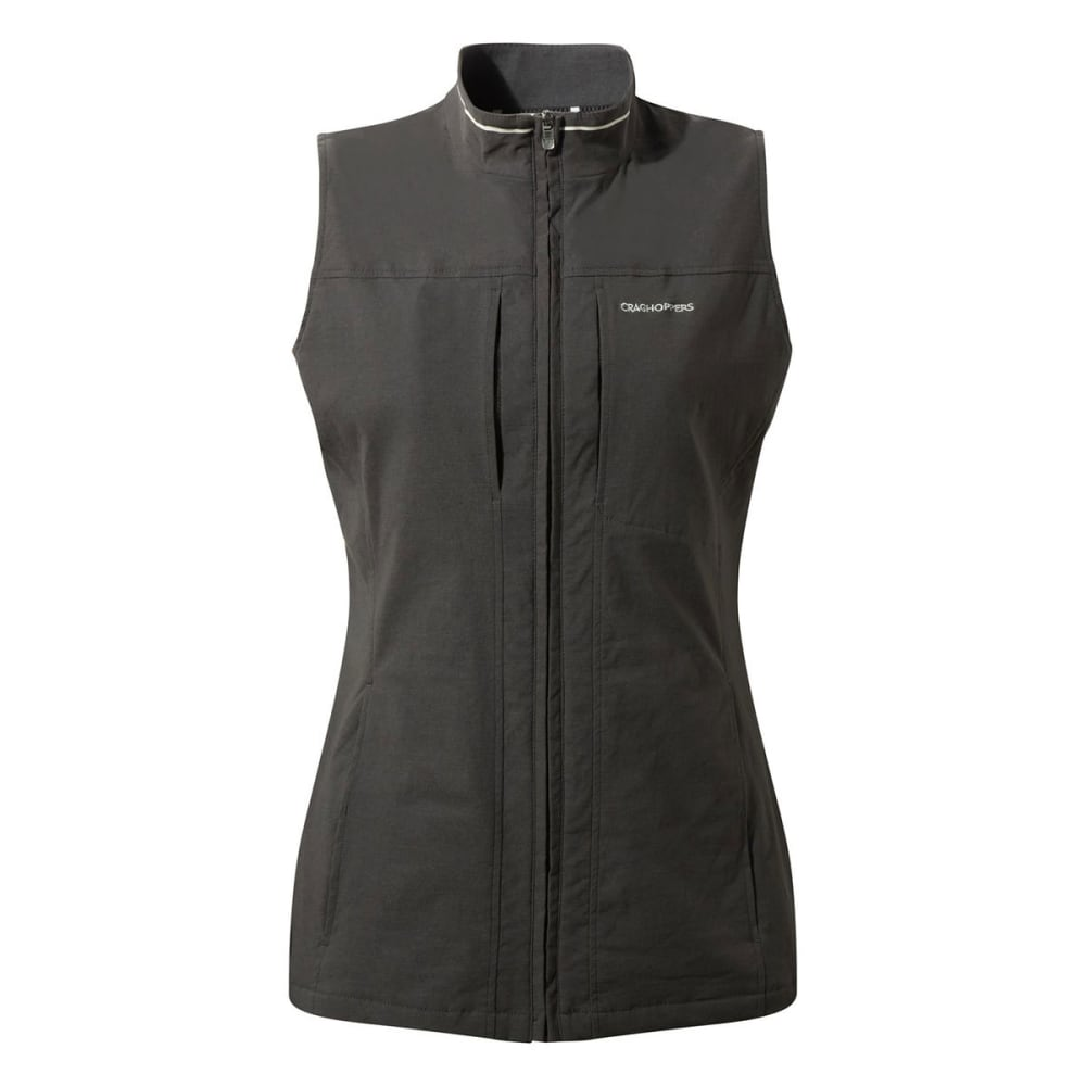 CRAGHOPPERS Women's NosiLife Dainely Gilet - CHARCOAL-821