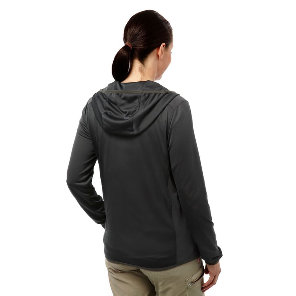 CRAGHOPPERS Women's NosiLife Asmina Jacket - CHARCOAL-821