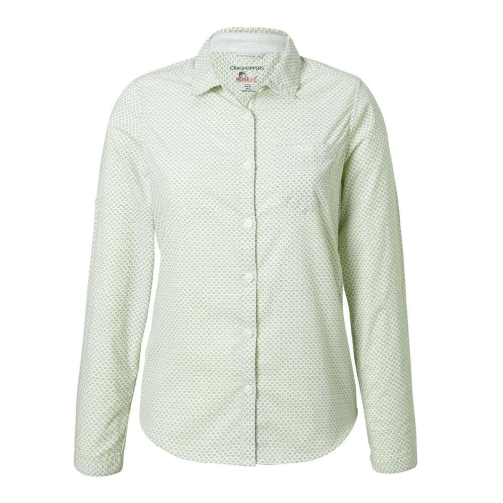 CRAGHOPPERS Women's NosiLife Adoni Long Sleeve T-Shirt 4