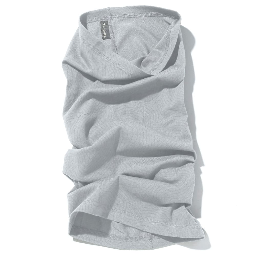 CRAGHOPPERS Women's NosiLife Tube Scarf - QUARRY GREY MARL-11S