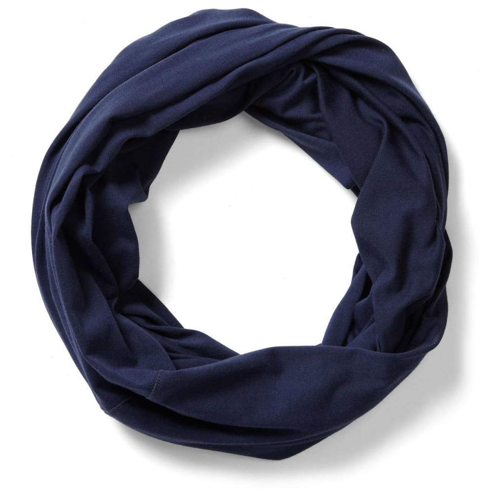 CRAGHOPPERS Women's NosiLife Infinity Scarf - NIGHT BLUE-7N0