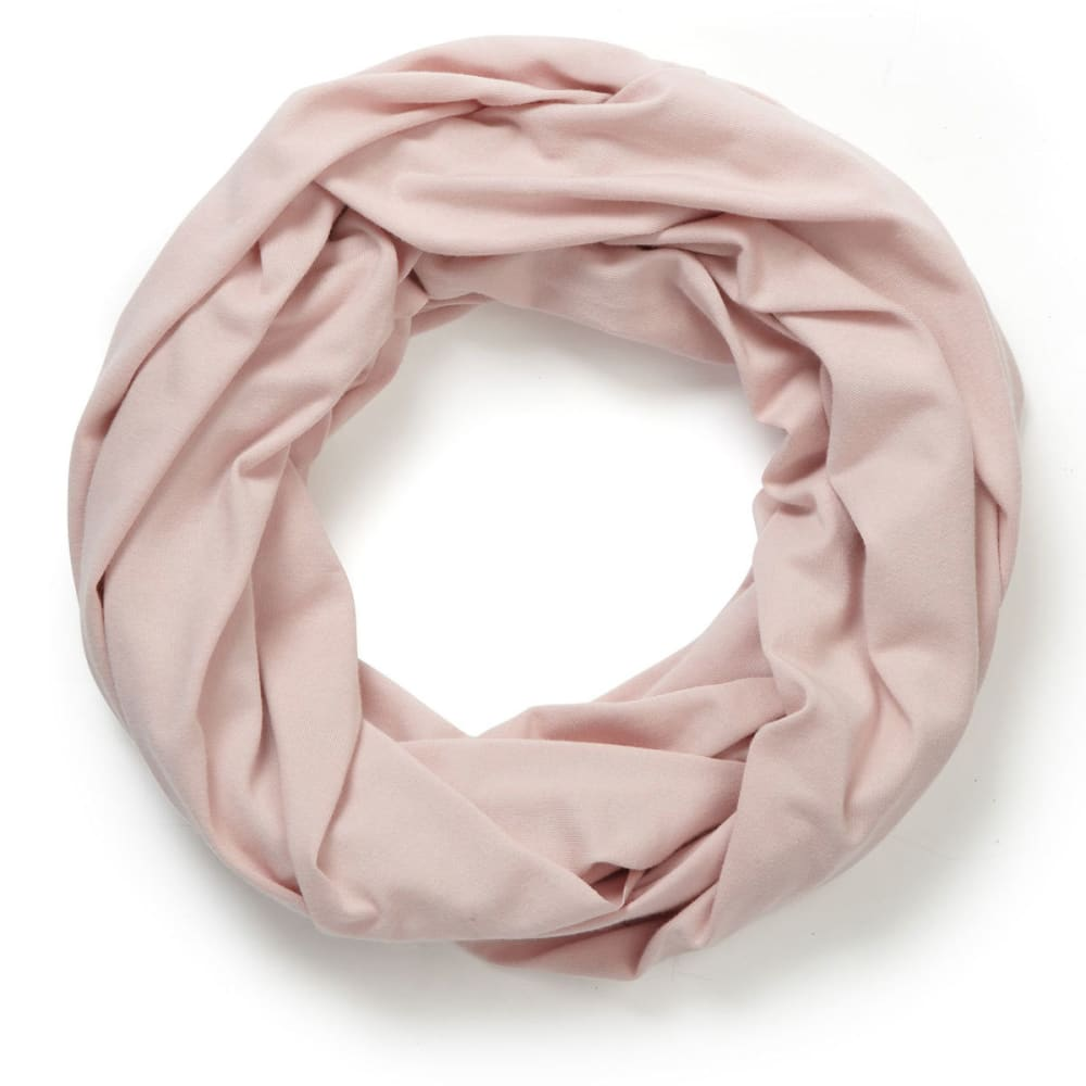 CRAGHOPPERS Women's NosiLife Infinity Scarf - BLOSSOM PINK