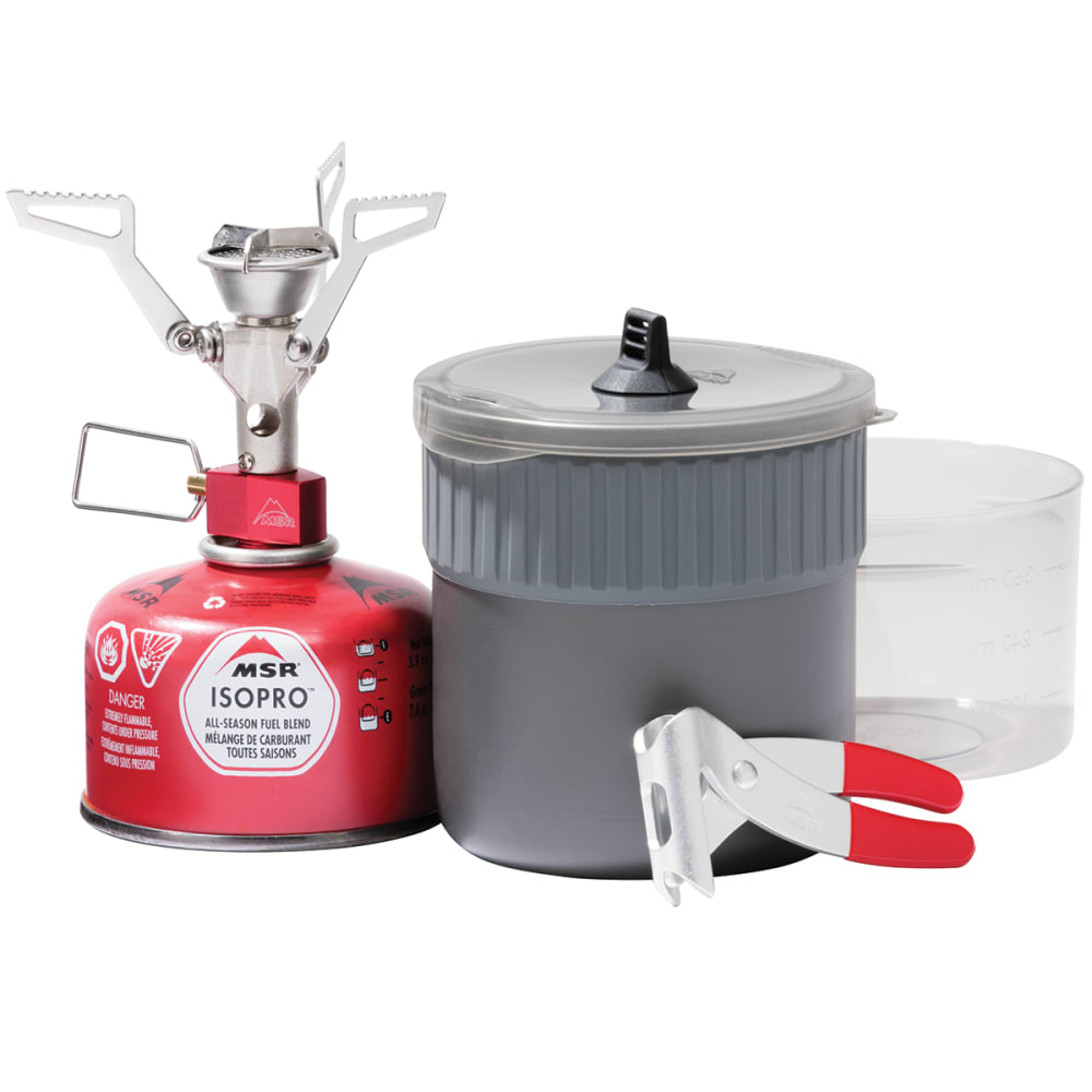 MSR Trail Mini Solo Cook Set - NO COLOR