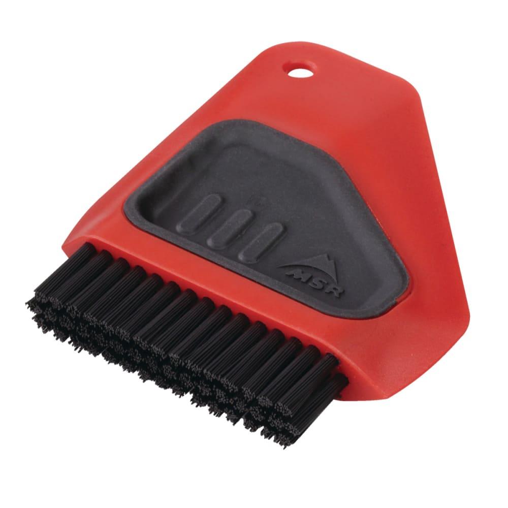 MSR Alpine Dish Brush/Scraper - RED