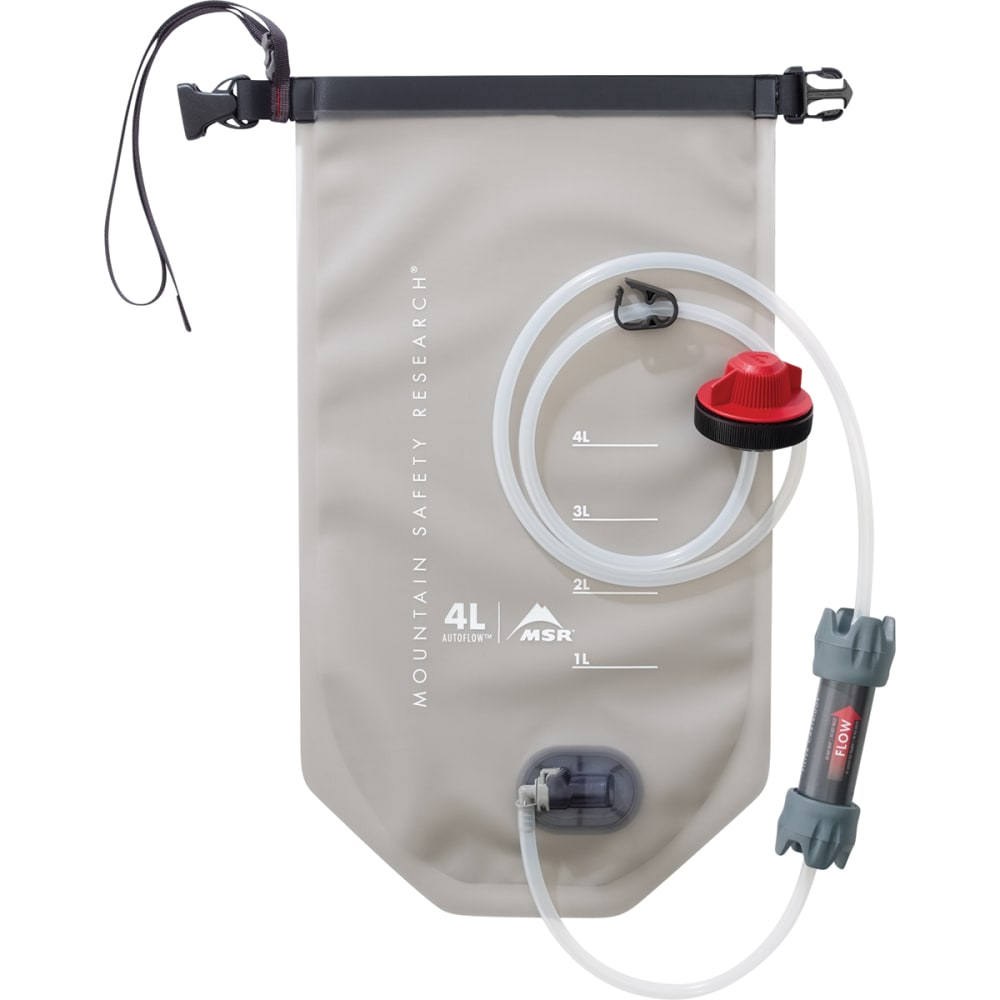 MSR Autoflow Gravity Microfilter- 4L - NO COLOR