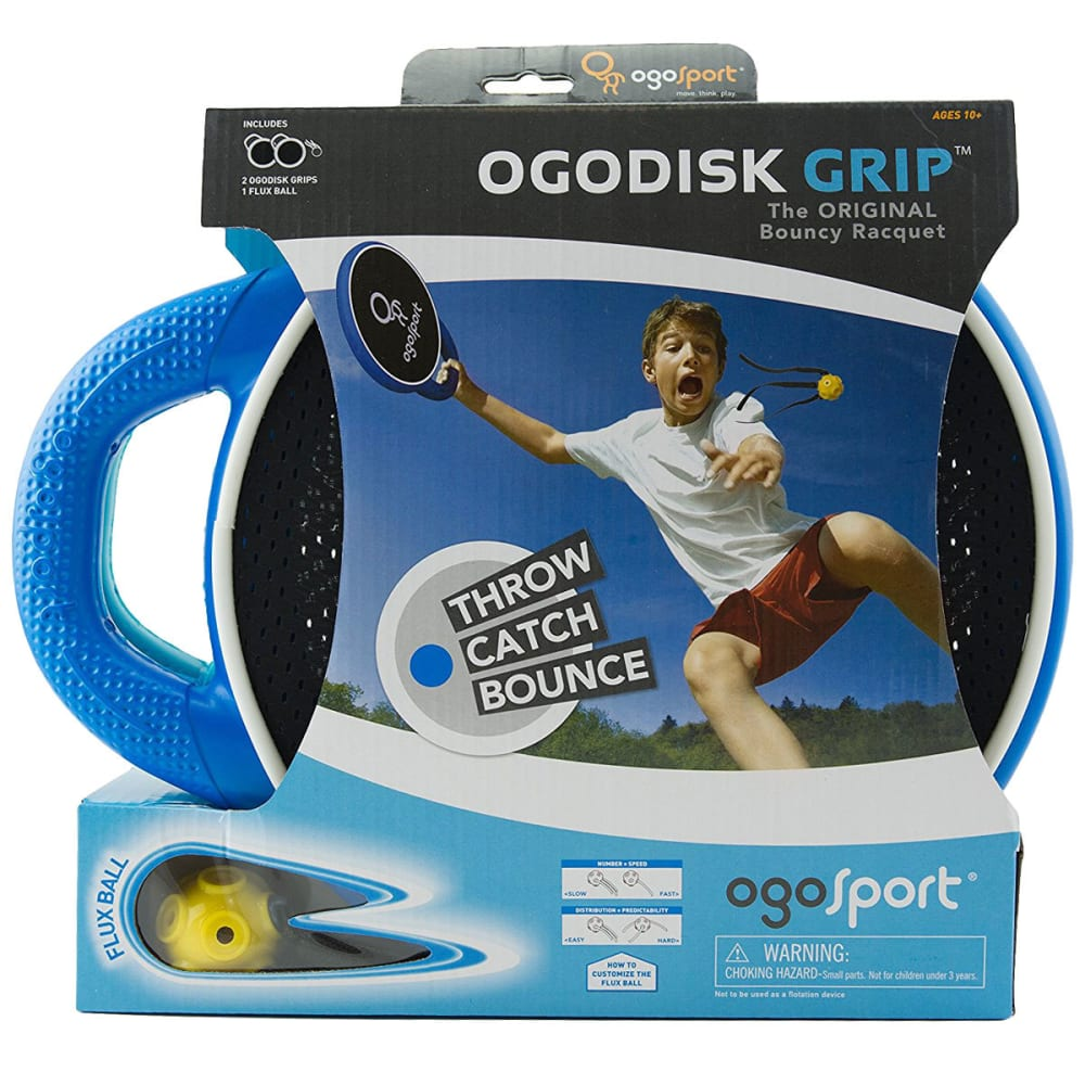 OGOSPORT OgoDisk Grip Set - NO COLOR