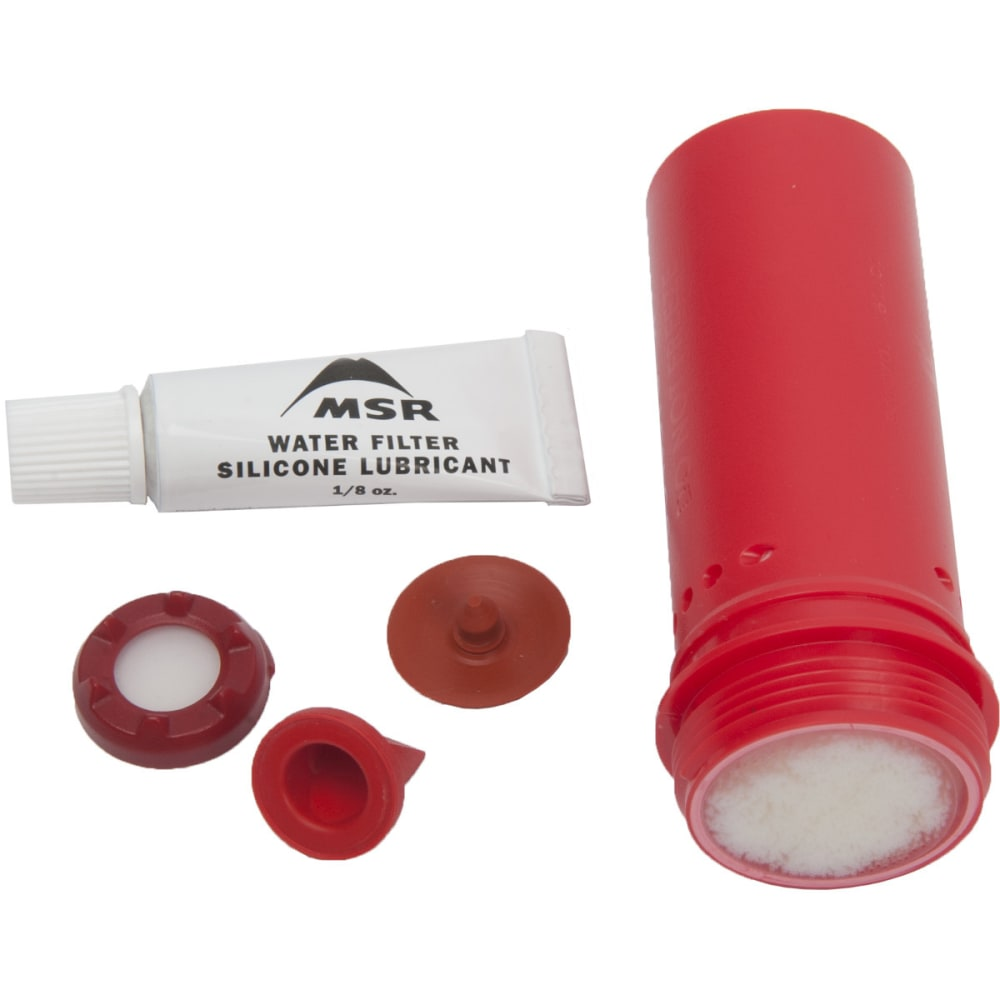 MSR TrailShot/Trail Base Filter Cartridge & Maintenance Kit - NO COLOR
