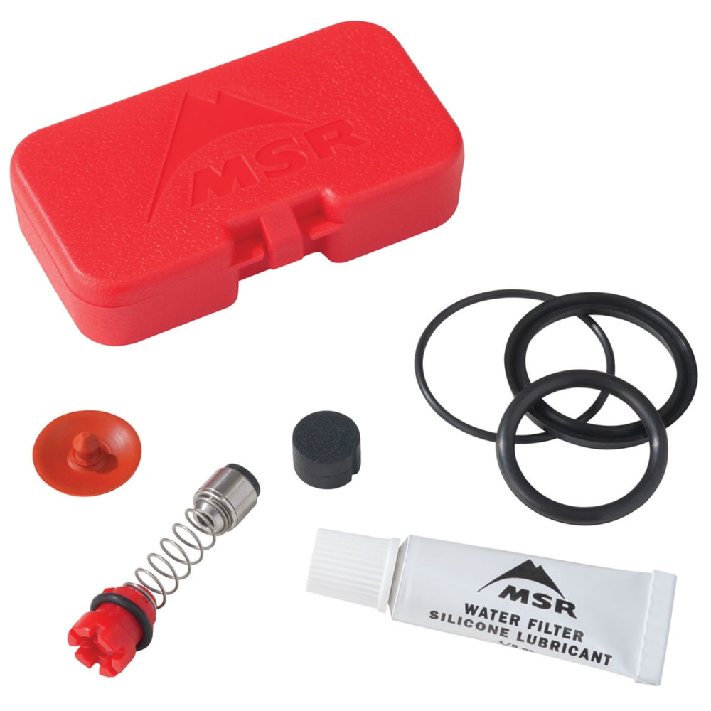 MSR Guardian Purifier Maintenance Kit - NO COLOR