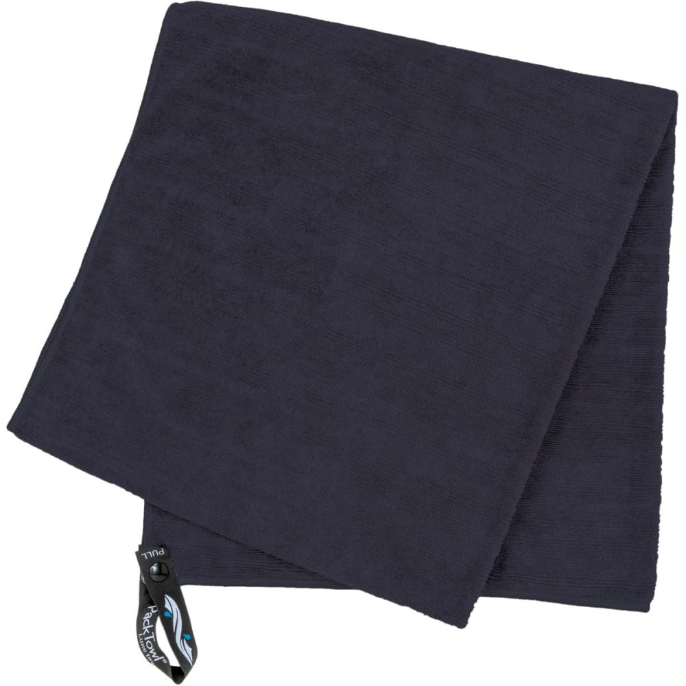PACKTOWL Luxe Towel, Beach - DEEP SEA