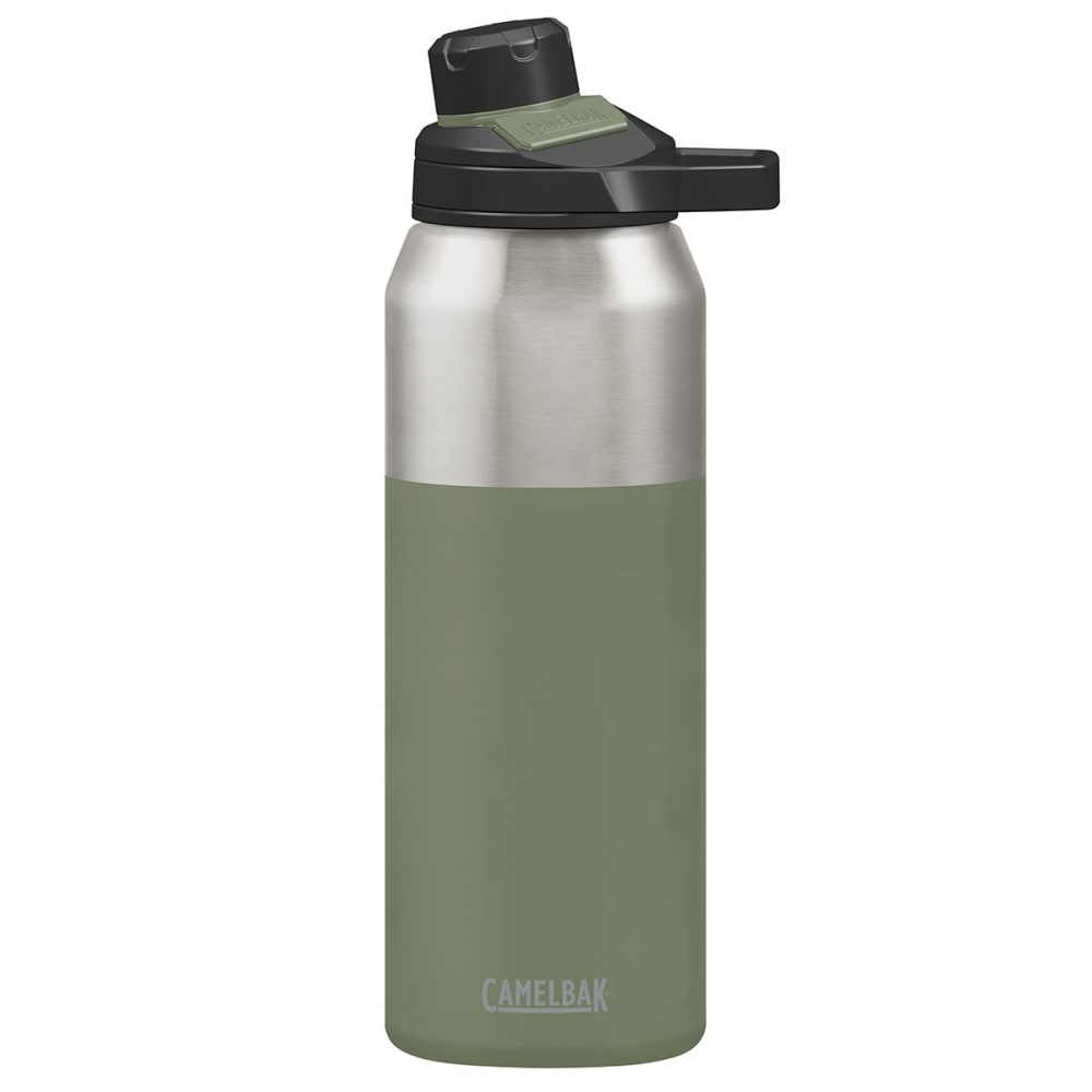CAMELBAK 32 oz. Chute Mag Vacuum Insulated Stainless Steel Water Bottle - OLIVE
