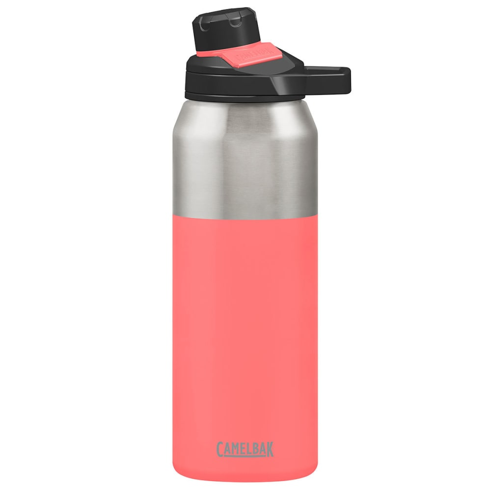 CAMELBAK 32 oz. Chute Mag Vacuum Insulated Stainless Steel Water Bottle - CORAL
