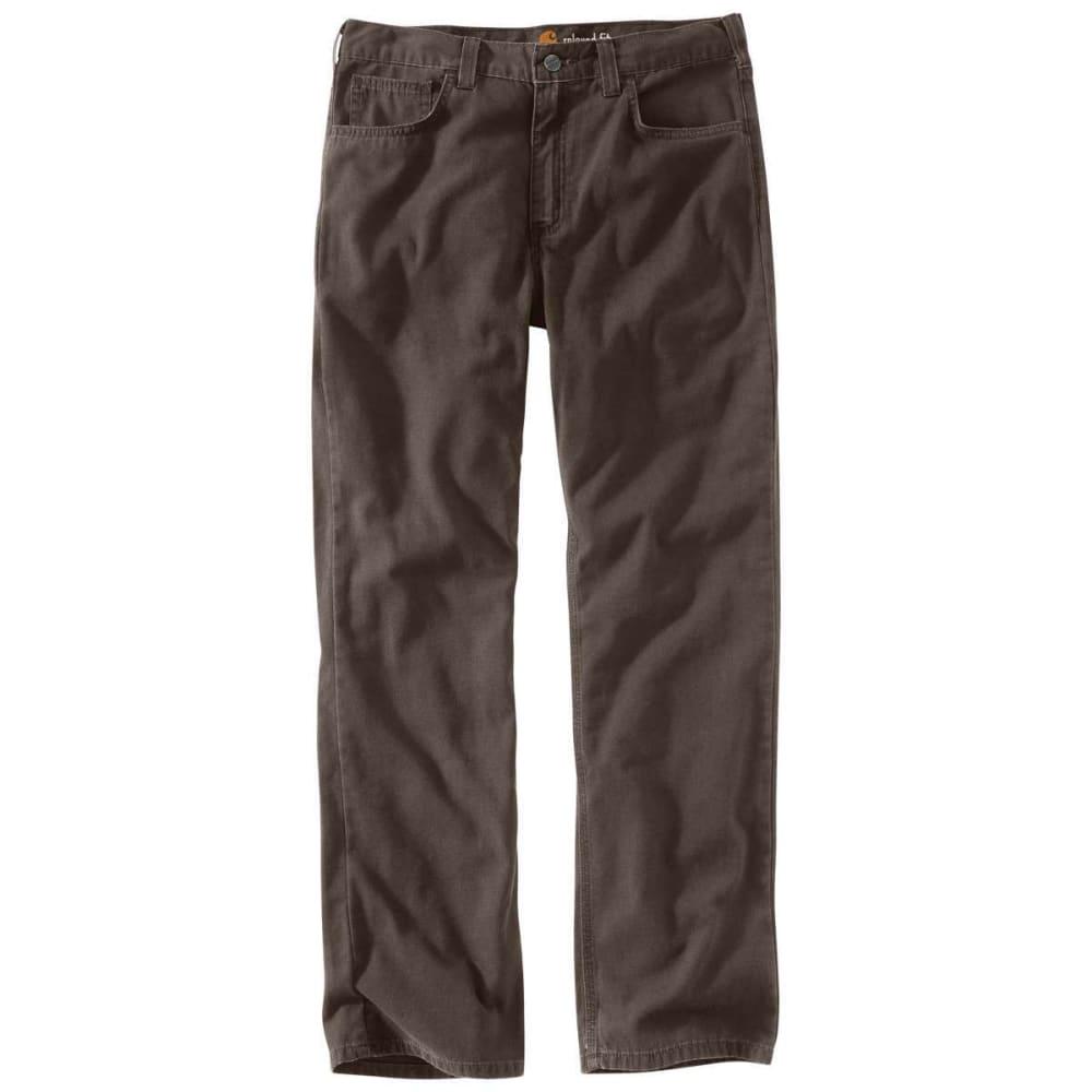 254e70740e6 CARHARTT Men  39 s Rugged Flex Rigby 5-Pocket Work Pant - 909 ...