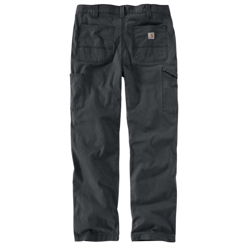 CARHARTT Men's Rugged Flex Rigby Double-Front Pants - 029 SHADOW